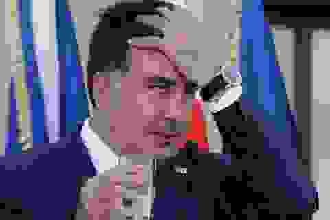 Cựu Tổng thống Gruzia được đề cử làm thủ tướng Ukraine