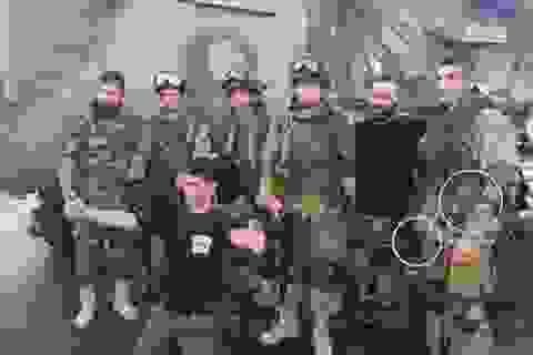 """""""Hổ"""" Tiger rời núi về sa mạc Palmyra, Aleppo sẽ ra sao?"""
