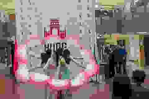 Lễ hội Hùng Vương với sinh viên Việt Nam tại Nga