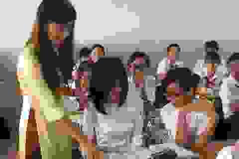 """Giáo viên chủ nhiệm: Nhiệm vụ """"gian nan"""" nhất của người giáo viên"""