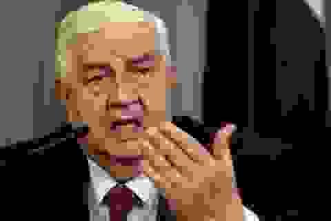 """Chính quyền Syria """"nắn gân"""" phe đối lập ngay trước đàm phán hòa bình"""