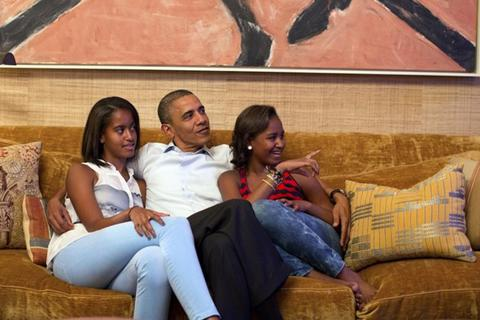 Di sản gây bất ngờ nhất của ông Obama: Nghệ thuật làm cha