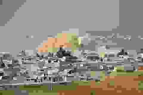 Syria cáo buộc không kích ở Aleppo làm 120 dân thường thiệt mạng