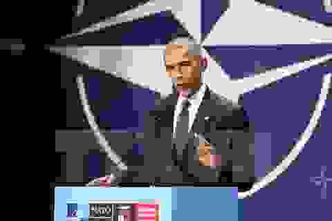 Obama: Đồng minh châu Âu lúc nào cũng có thể trông cậy vào Mỹ