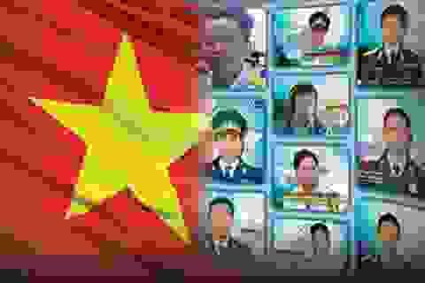 Cấp Bằng Tổ quốc ghi công với 10 liệt sĩ trên máy bay Su30, CASA-212