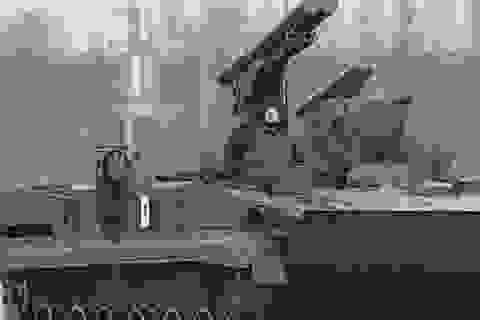 """Nga phát triển tên lửa chống tăng có khả năng """"bắn và quên"""""""