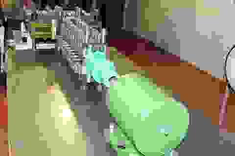 Xem Nga thử nghiệm súng điện từ bắn đạn bay 3 km/s