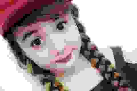 Thiếu nữ Gia Lai có gương mặt xinh như búp bê