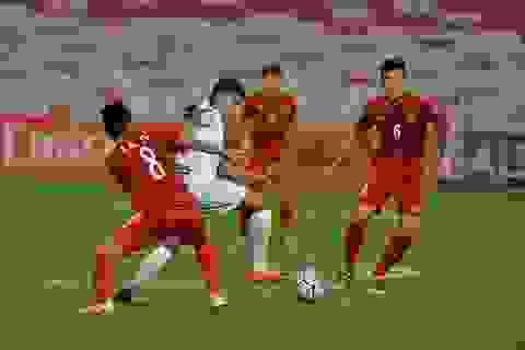 U19 Việt Nam: Vé tứ kết bằng lòng quả cảm, kiên cường