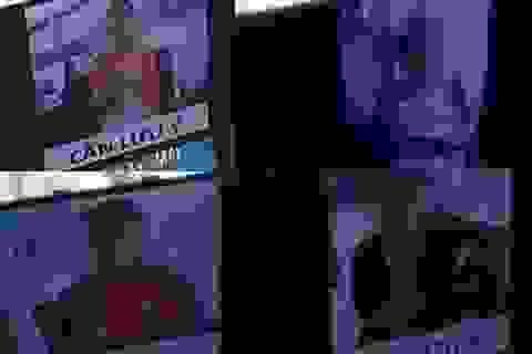 Bắt kẻ trộm cầm đồ lót để chụp hình, bêu xấu