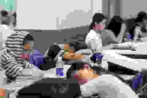 Sinh viên lười đọc sách: E-book nở rộ, sao chép tràn lan