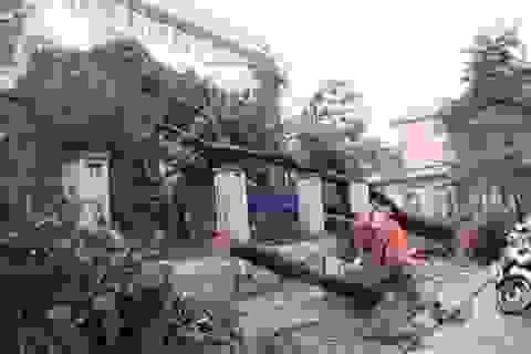 Họp khẩn bão số 3, Bí thư Hà Nội yêu cầu di dân khỏi nhà nguy hiểm