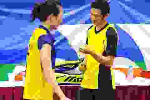 Thua Lin Dan, Tiến Minh chia tay Olympic 2016