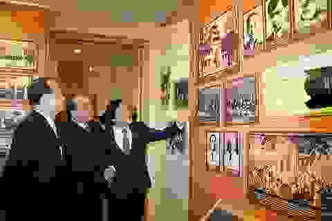 Hình ảnh về tân Bộ trưởng Bộ Giáo dục & Đào tạo Phùng Xuân Nhạ