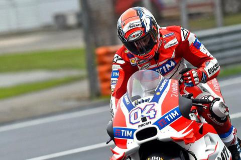Chiến thắng ngọt ngào của Andrea Dovizioso