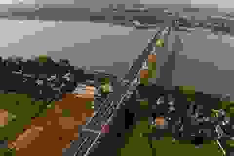 Xin thêm tiền đẩy nhanh quy hoạch sông Hồng
