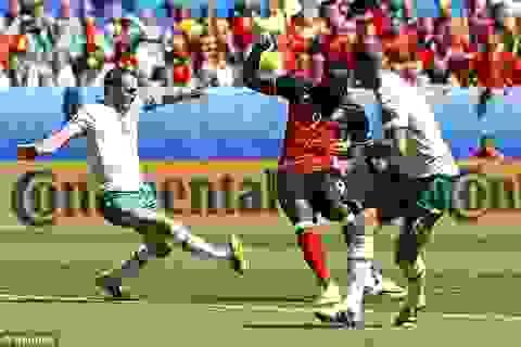 Ireland 0-3 Bỉ: Lukaku tỏa sáng rực rỡ