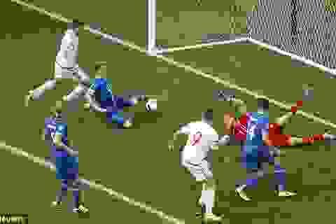 Hungary 1-1 Iceland: Tình huống đốt lưới nhà ở cuối trận