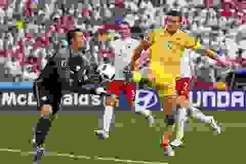 Ukraine 0-1 Ba Lan: Blaszczykowski lập công
