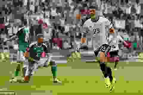 Hai ngôi sao đội tuyển Đức chia tay Euro 2016 do chấn thương nặng