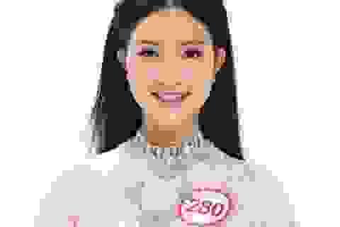 Thí sinh Hoa hậu Việt Nam Lê Trần Ngọc Trân bị tố thi chui tại Nhật