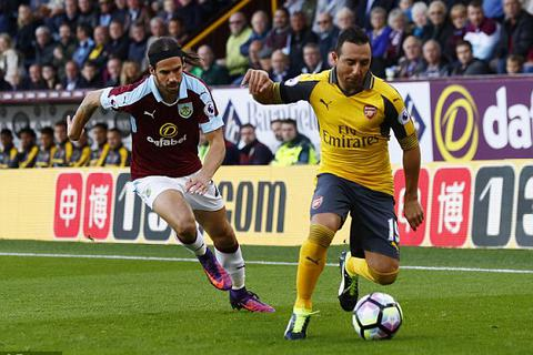 Burnley 0-1 Arsenal: Chiến thắng không xứng đáng