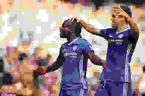 Chelsea 3-0 Leicester City: Câu trả lời của Conte