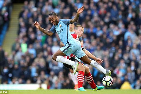 Man City 1-1 Southampton: Sự thất vọng của Guardiola