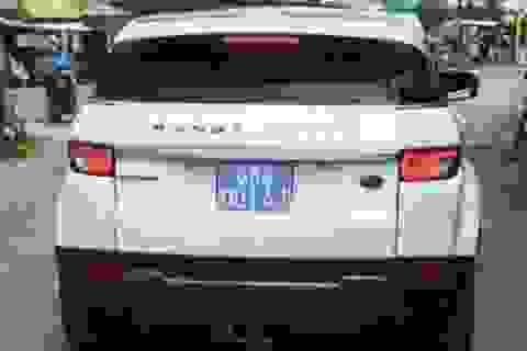 Xin ý kiến trả xế hộp Range Rover tiền tỷ về Công an Kiên Giang