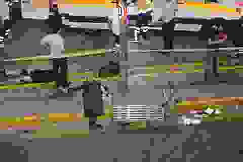 Hiện trường vụ tấn công kinh hoàng tại sân bay ở Thổ Nhĩ Kỳ