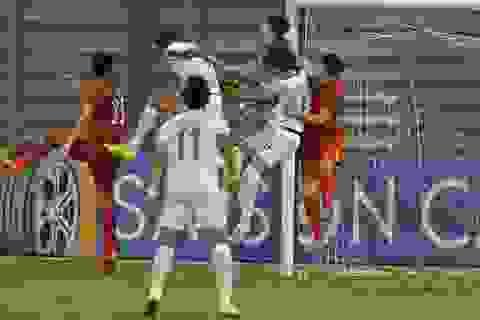 Hòa U19 Iraq, U19 Việt Nam giành vé vào tứ kết