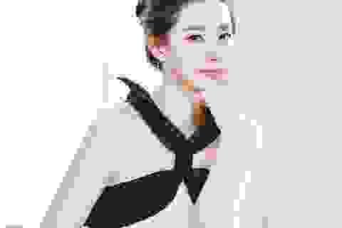 """Trẻ đẹp ấn tượng như """"nàng Dae Jang Geum"""" Lee Young Ae"""