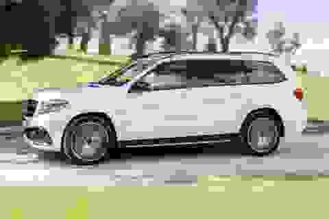 Mercedes úp mở khả năng sản xuất Maybach SUV