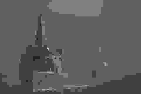 """Hải quân Ấn Độ """"khoe"""" dàn tàu chiến tại Lễ Duyệt hạm Quốc tế"""