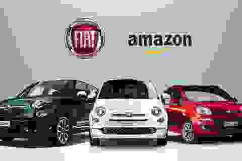 Thêm một hãng ô tô bán xe trên Amazon