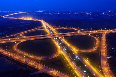 Ngắm hai tuyến đường dự kiến đặt tên Hoàng Sa và Trường Sa ở Hà Nội