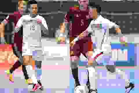Đội tuyển futsal Việt Nam nhận thưởng lớn từ VFF