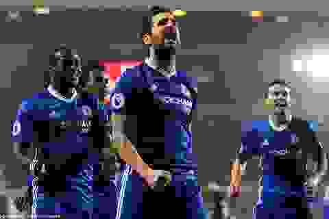 Nhìn lại chiến thắng thứ 10 liên tiếp của Chelsea ở Premier League