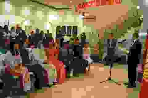 Đông đảo người Việt tham dự Tết Cộng đồng ở Qatar