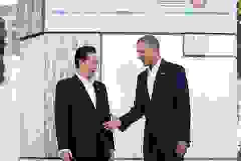 Hội nghị thượng đỉnh ASEAN-Mỹ: Washington tăng tốc xoay trục sang châu Á