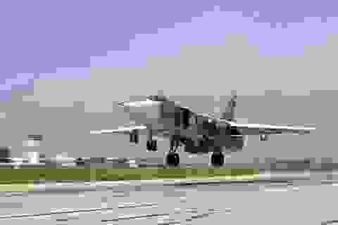 Nga tuyên bố tiếp tục không kích khủng bố tại Syria sau khi rút quân