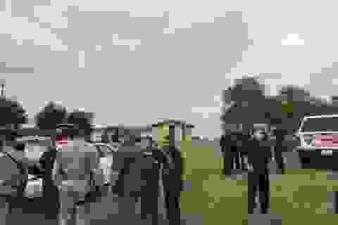 Nổ súng tại căn cứ không quân Mỹ, 2 người chết