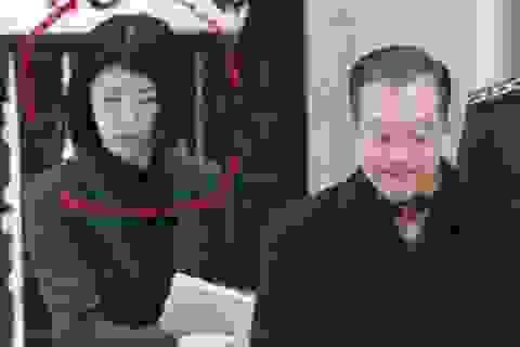Chân dung nữ phiên dịch cho các lãnh đạo Trung Quốc