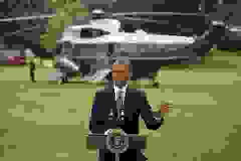 Khám phá siêu trực thăng hộ tống Tổng thống Mỹ Obama tại Việt Nam