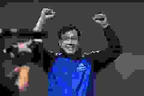 Hoàng Xuân Vinh lọt vào top 5 cuộc lật đổ ngoạn mục ở Olympic 2016