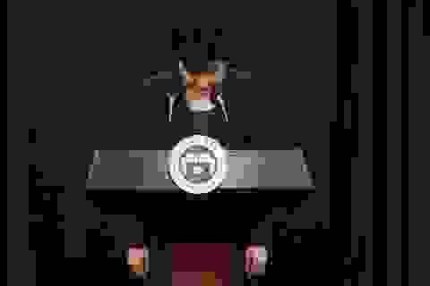 Tổng thống Hàn Quốc nghẹn ngào xin lỗi dân trên truyền hình