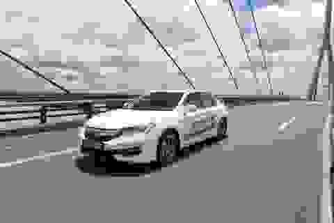 Tiết kiệm nhiên liệu cùng công nghệ cao cấp của Honda