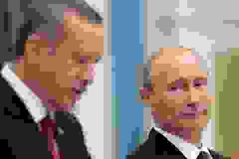 Cách thắt mở khôn ngoan của Nga với Thổ Nhĩ Kỳ