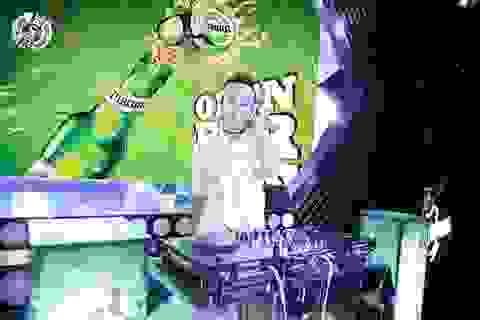 """DJ Trang Moon mở màn cực """"bốc"""" cho chuỗi sự kiện âm nhạc ở Hà Nội"""