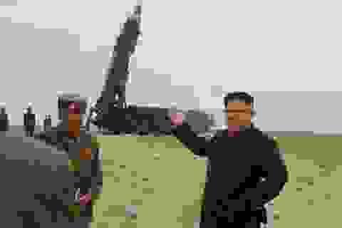Musudan chỉ là tốt thí của Triều Tiên?